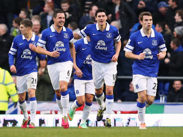 Result: Everton ease past Norwich