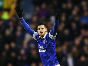 Mirallas pleased to be Everton's hero