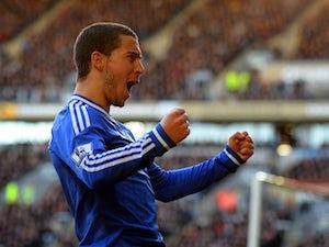 Hazard: 'Chelsea capable of winning league'