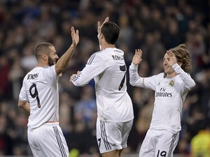 Live Commentary: Real Madrid 3-0 Atletico - as it happened