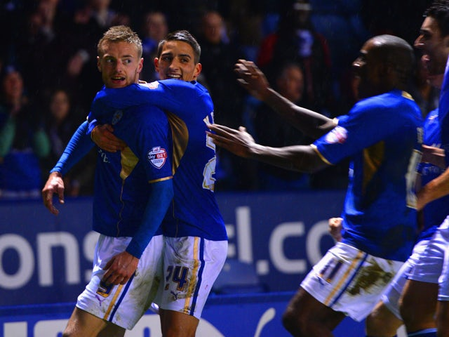 Result: Leicester rout Derby to stretch lead