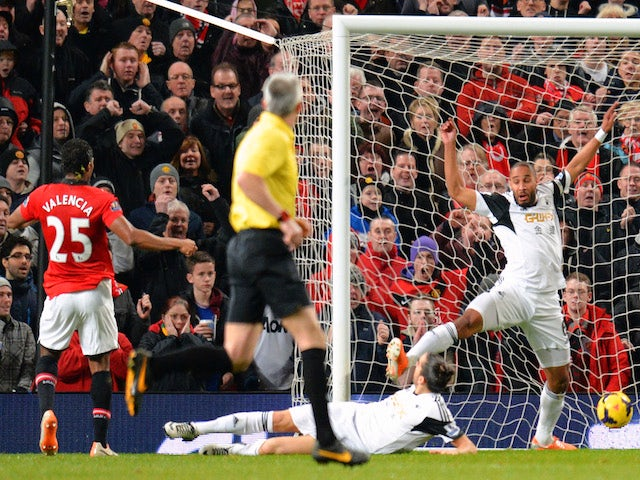 Result: United too strong for Swansea
