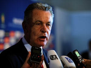 Hitzfeld: 'We will defend against France'