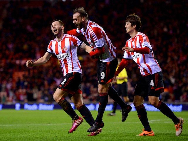 Result: Borini penalty wins it for Sunderland