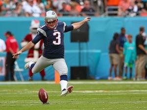 Half-Time Report: Patriots edge ahead against Bills