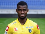 Sochaux forward Abdoul Razza Camara in September 2013