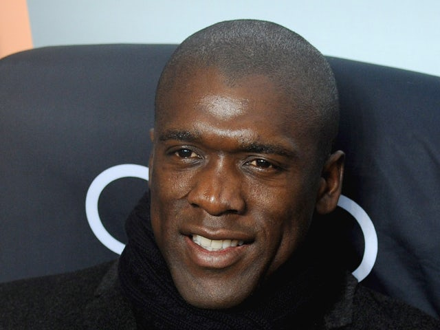 Head coach AC Milan Clarence Seedorf prior to the Serie A match between AC Milan and Hellas Verona FC at San Siro Stadium on January 19, 2014