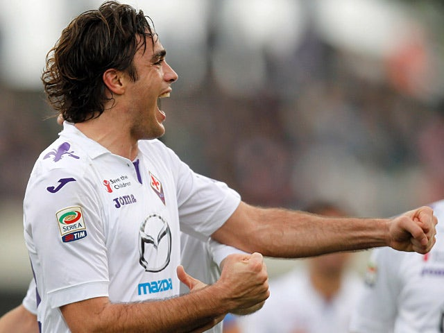 Result: Matri brace fires Lazio to victory over Udinese