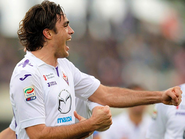 Result: Fiorentina ease past Catania