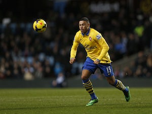 Team News: Changes for Arsenal, Crystal Palace