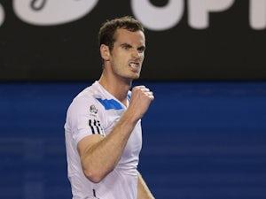 Murray: 'I'm here to win Wimbledon'