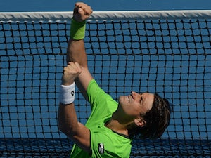 Ferrer overcomes Chardy in straight sets