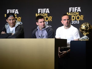 Ribery: 'I deserved Ballon d'Or'