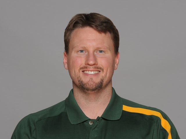 Ben McAdoo of the Green Bay Packers poses for his NFL headshot circa 2011