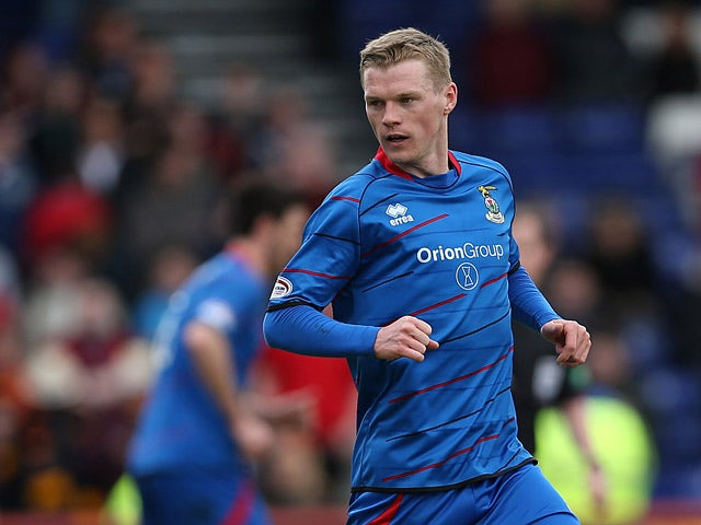 Result: Inverness secure comfortable win