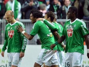 Team News: Brandao leads line for Saint-Etienne