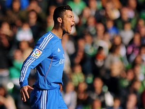 Ronaldo targets World Cup