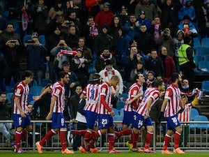 Live Commentary: Atletico 1-1 Sevilla - as it happened