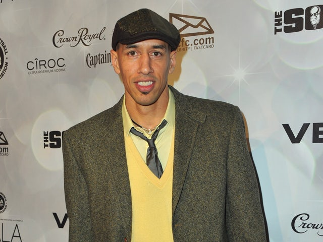 Former NBA player Doug Christie arrives to the National Basketball Players Association (NBPA) All-Star Gala on February 19, 2011