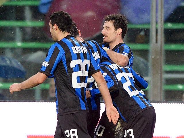 Result: Atalanta edge past Cagliari