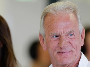 Button's father dies aged 70