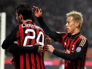 AC Milan coast through to quarters
