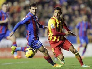 Live Commentary: Levante 1-4 Barcelona - as it happened