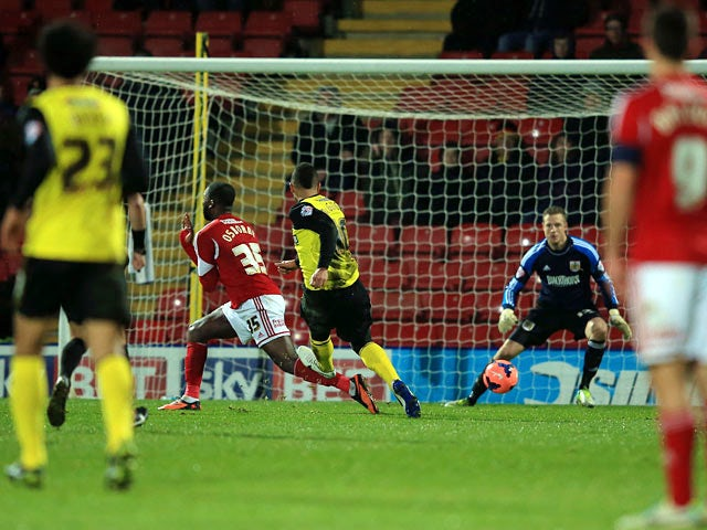 Result: Controversial draw between Bournemouth, Watford