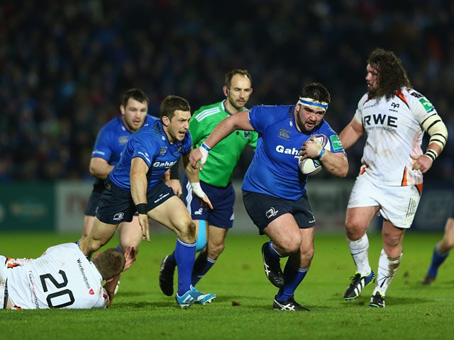 Result: Leinster crush Ospreys