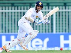 Result: Sri Lanka lead England 182-5 at tea