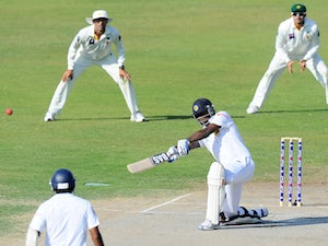 Mathews: 'Sri Lanka not out of Test'