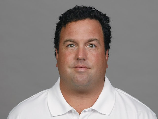 In this handout image provided by the NFL, Paul Guenther of the Cincinnati Bengals poses for his NFL headshot circa 2011