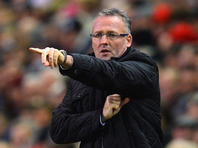 "Paul Lambert slams ""second-best"" Wolves"
