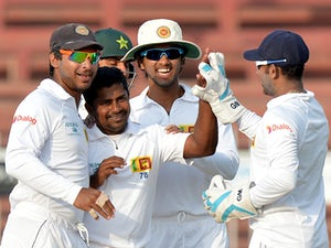 Result: England all out, Sri Lanka begin second innings