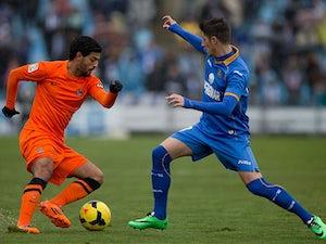 Getafe fight back to earn Sociedad draw