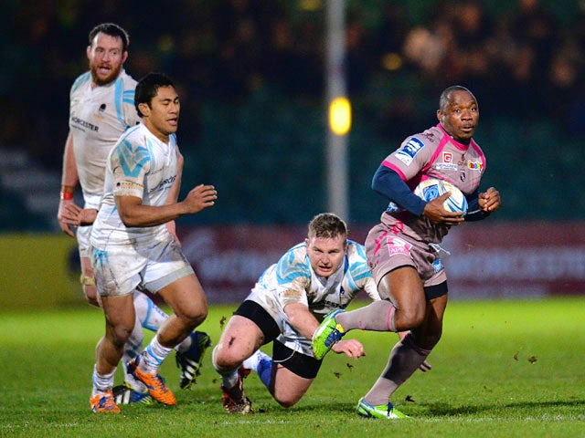 Result: Strong finish gives Worcester win