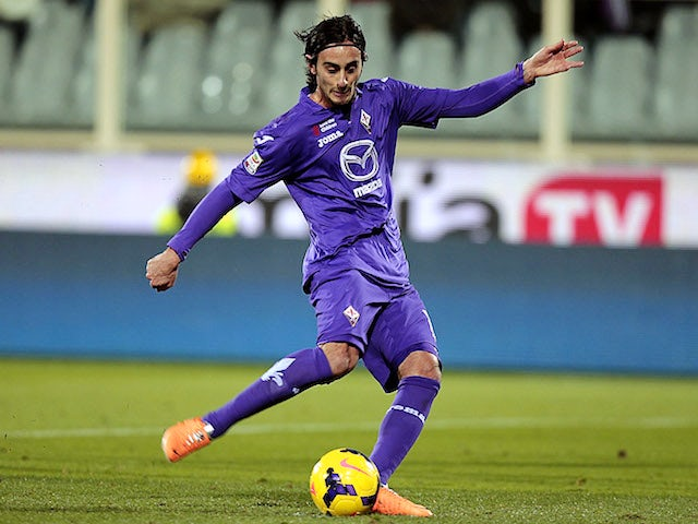 Result: Fiorentina, Genoa share six goals