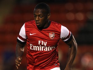Youngster Jeffrey departs Arsenal
