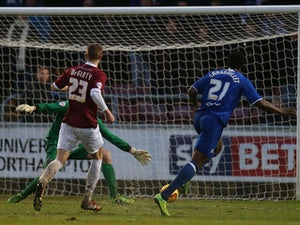 Chesterfield see off Northampton