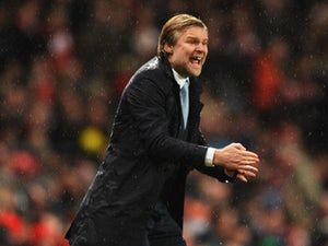 Pressley vows to 'raise the bar' at Fleetwood