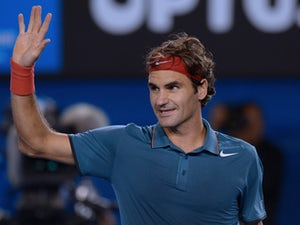 Federer happy with start to season