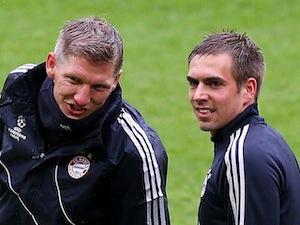 Schweinsteiger: 'Munich in good shape'