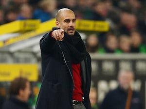 Guardiola praises Ribery