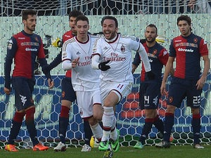 Pazzini relieved to end goal drought