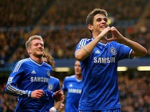 Oscar: Liverpool match