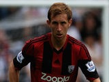 Craig Dawson of West Bromwich Albion in action during the Pre Season Friendly match between Derby County and West Bromwich Albion at Pride Park Stadium on July 27, 2013