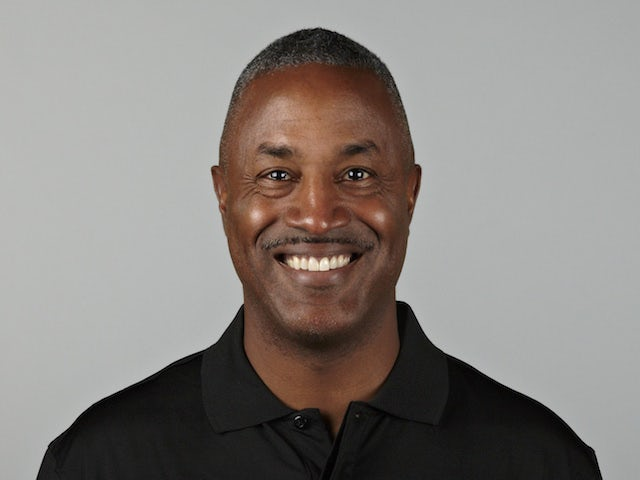 In this handout image provided by the NFL, Craig Johnson of the Minnesota Vikings poses for his NFL headshot circa 2011