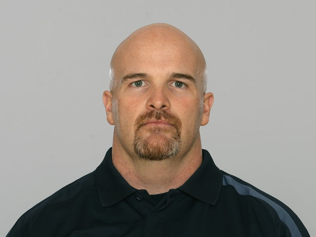 Dan Quinn of the Seattle Seahawks poses for his 2010 NFL headshot circa 2010
