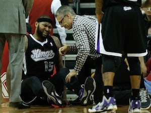 Gay, Cousins injured in Kings defeat