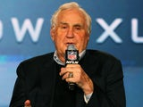 Former Miami Dolphins head coach Don Shula speaks on February 1, 2013